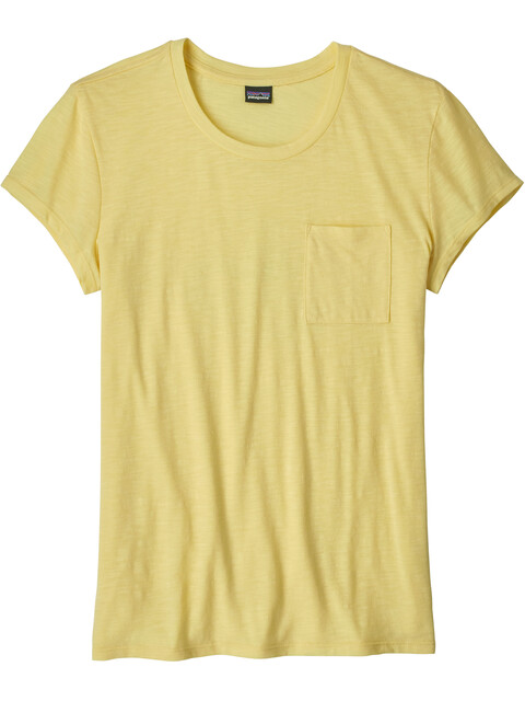 Patagonia Mainstay - T-shirt manches courtes Femme - jaune